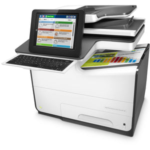 Pagewide Enterprise Color Flow MFP 586z