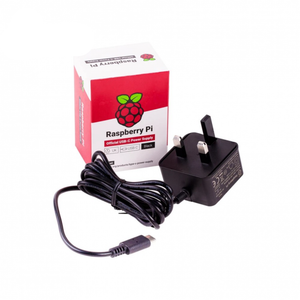 Raspberry Pi-4 Type-C Power Supply 5.1V/3A RM42.00 RM39.00