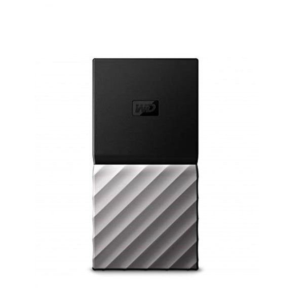 WD My Passport External SSD Type-C with USB3.1 Adapter