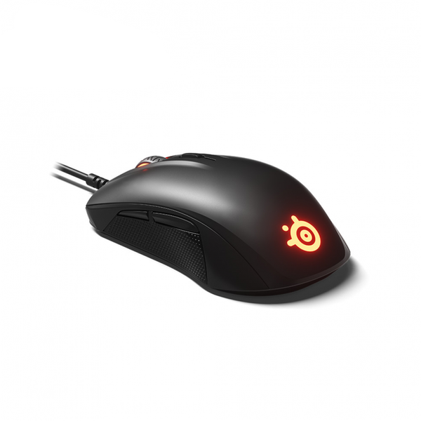 SteelSeries Rival 110 Wired Gaming Mouse – Matte Black