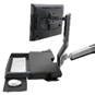 Ergotron StyleView Combo Arm with Worksurface