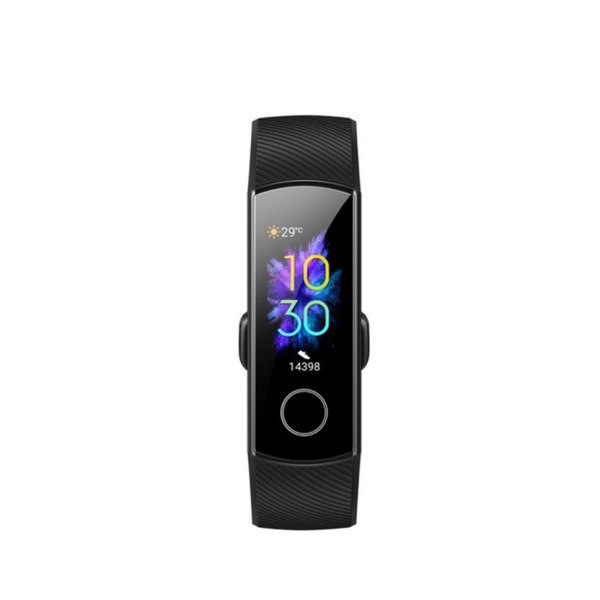 Honor Band 5 Olive Green/Blue/Black | 0.95″ AMOLED Display | Six-Axis Sensor | TruSeenTM 3.0 heart rate monitor | Water resistant up to 50 meters