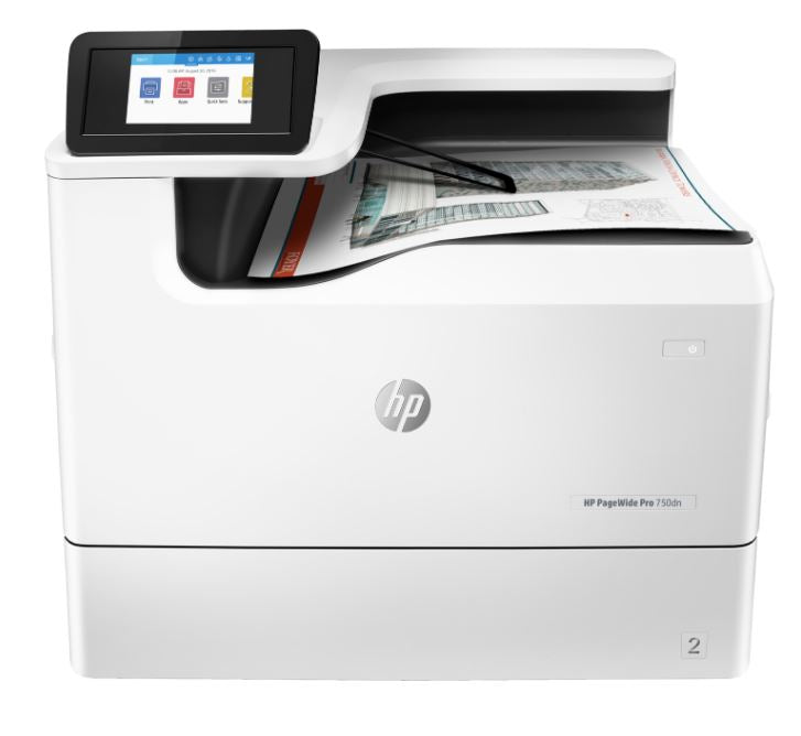 PageWide Pro 750dn Printer