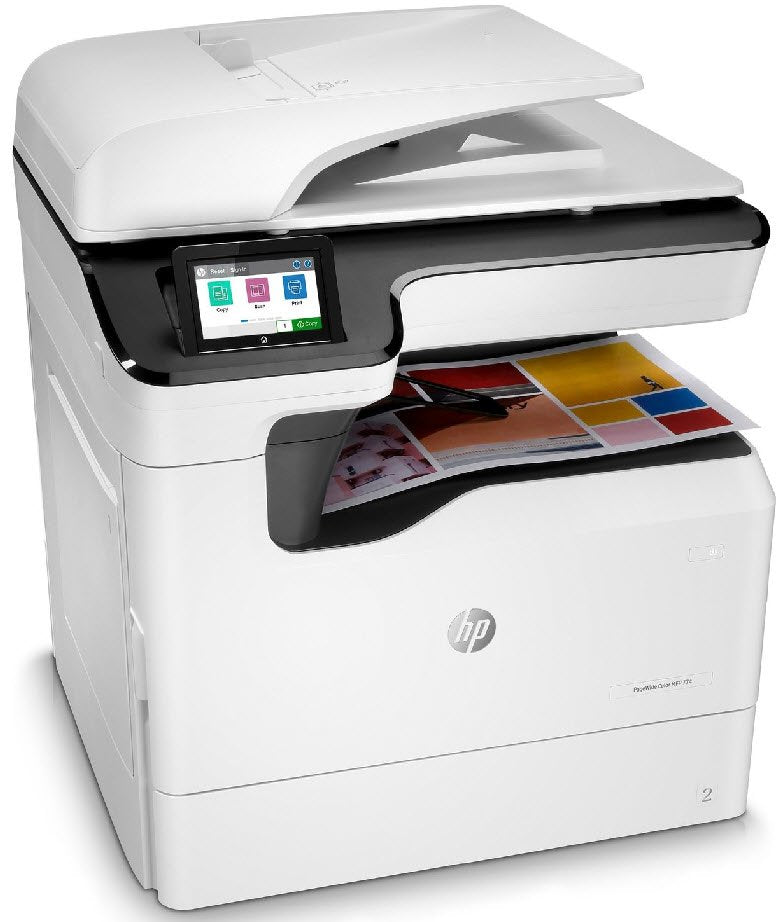 PageWide Color MFP 774dn