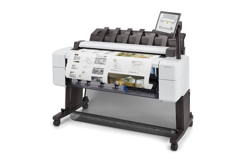 HP DesignJet T2600dr 36in PS MFP Printer (36 inch/ A0 size)