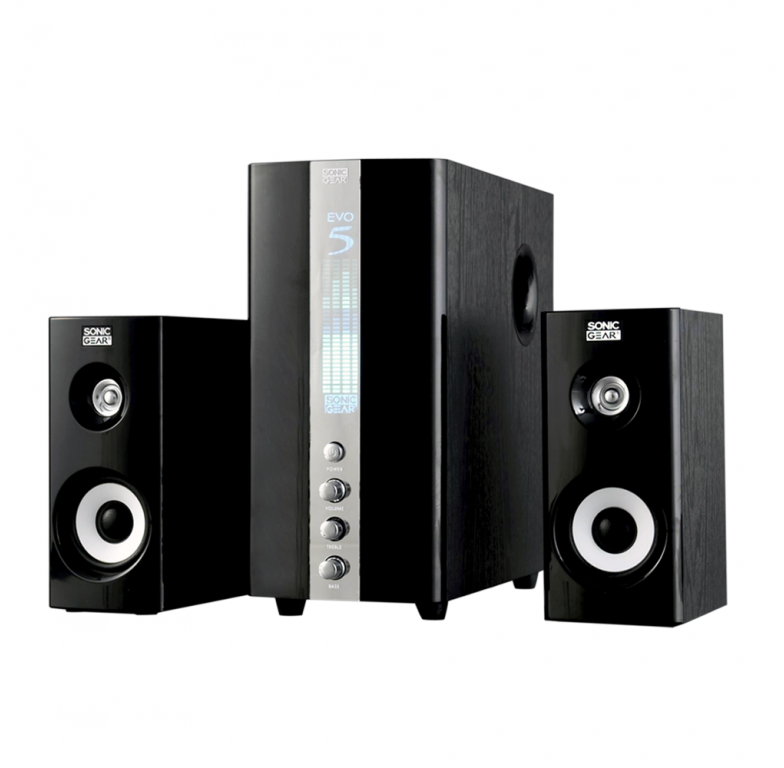 Sonic Gear Evo 5 BTMI Multimedia Speakers