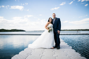 Real Wedding - Alicia & Dan