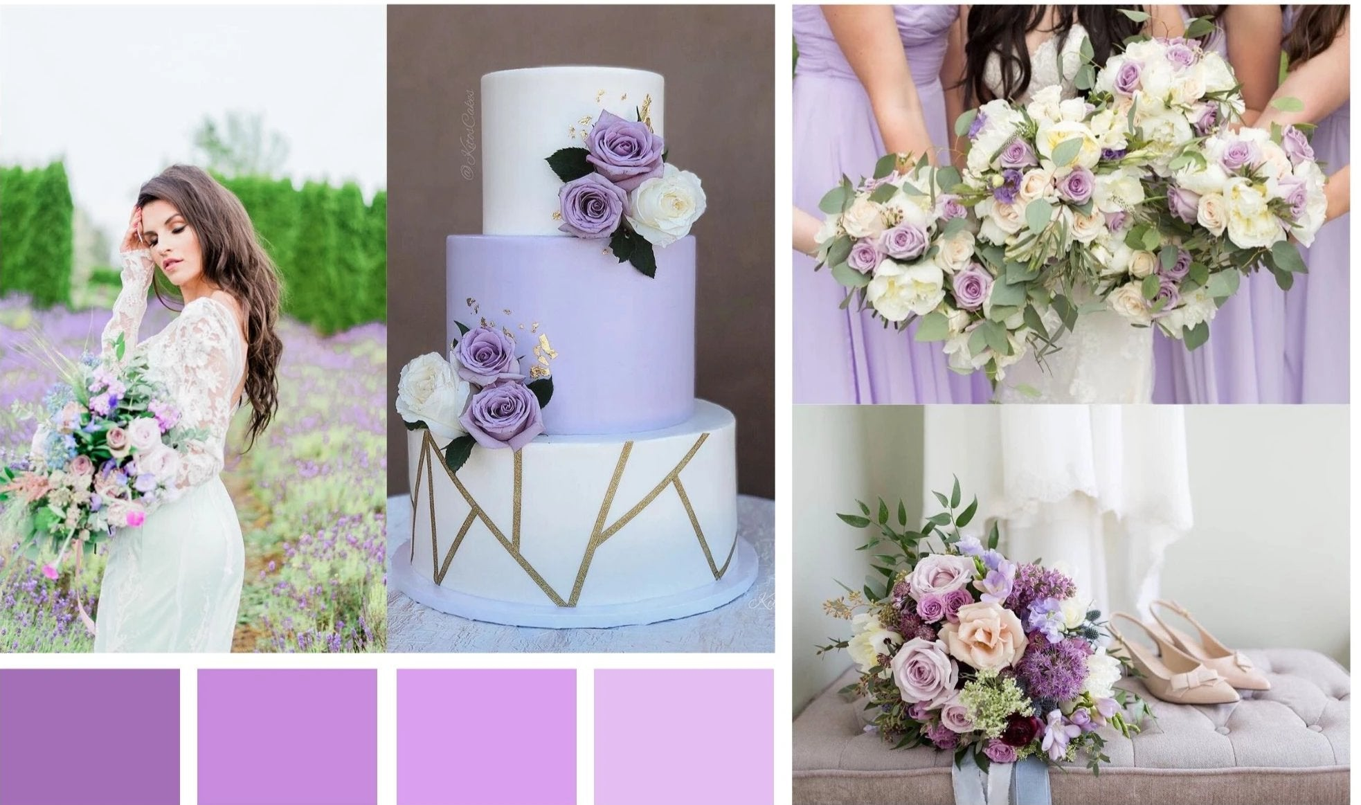 Lilac & Lavender - You Floral