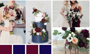 Mauve & Burgundy - You Floral