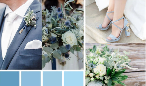 Periwinkle & Peridot - You Floral
