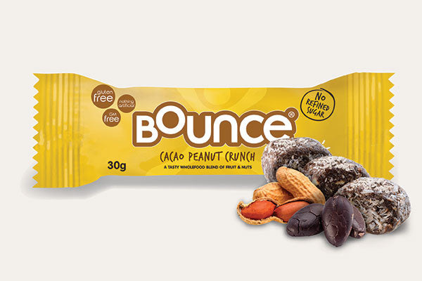 New flavour! Bites 3 Pack - Cacao Peanut Crunch 30g