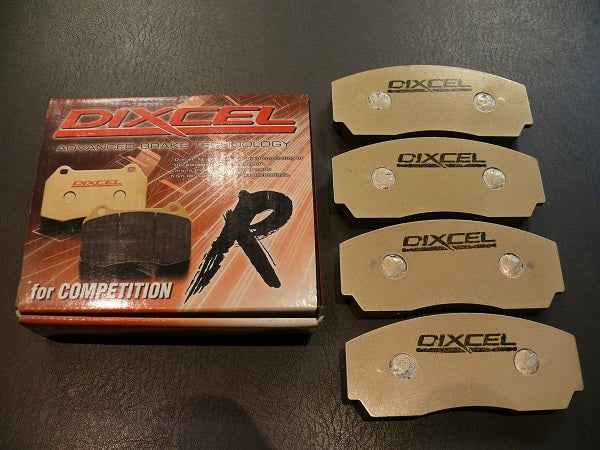 734302 DIXEL ブレーキパッド for AP RACING F4Piston Caliper