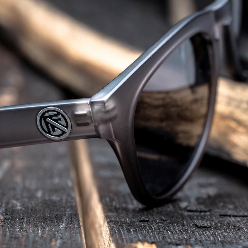 Mayonaise | GREY MATTE/GREY POLAR LENS | Injected SLIDER