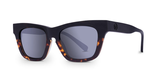 Voyeur-BLACK TORTOISE RAW / GREY-Filtrate Eyewear