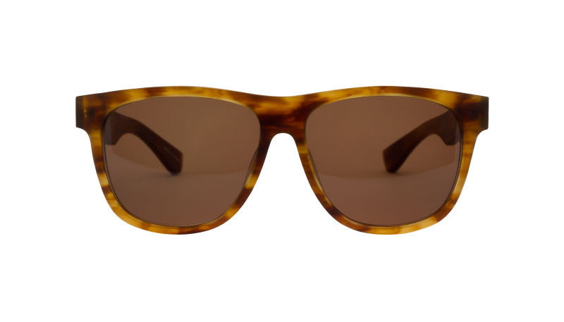 Calloway | TORT/ BRONZE LENS | Raw