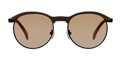 Cowley | CHOC ORANGE MATTE / BRONZE POLAR LENS | Classics