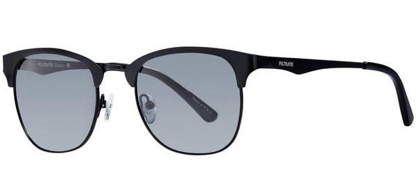 Gaston | BLACK METAL / GREY POLAR LENS | Classics