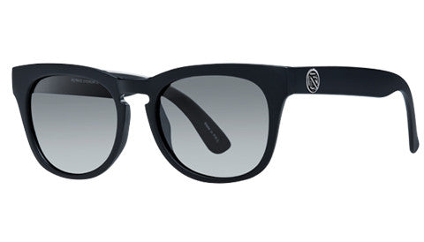 Mayonaise | BLACK MATTE/GREY POLAR LENS | Injected