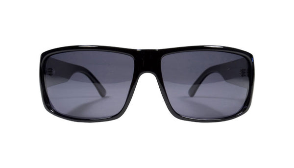 Riff | BLACK GLOSS/GREY LENS POLAR | Injected Polarized