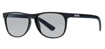 Xian | BLACK MATTE/GREY POLAR LENS | Injected