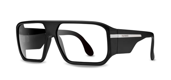 Hippy Killer | Hippy Killer BLACK MATTE/CLEAR LENS | Injected