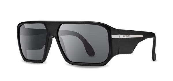 Hippy Killer | Hippy Killer  BLACK MATTE/ GREY LENS | Injected