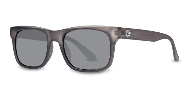 Litmus | GREY MATTE/GREY POLAR LENS | Injected