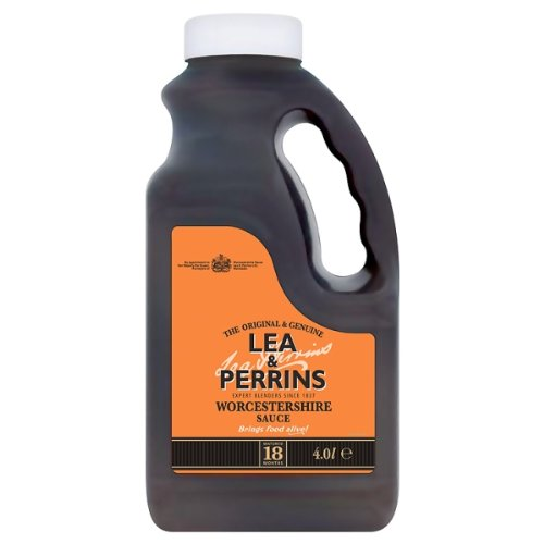 Lea & Perrins Worcestershire Sauce 4L - 30% off