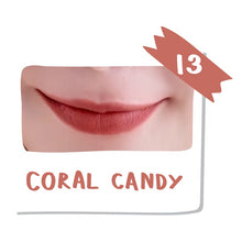 Load image into Gallery viewer, Sis2Sis Lip Eye Cheek Creamy Matte Coral Candy #13 2ml
