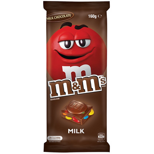 M&M's Block Milk 160g - 50% off