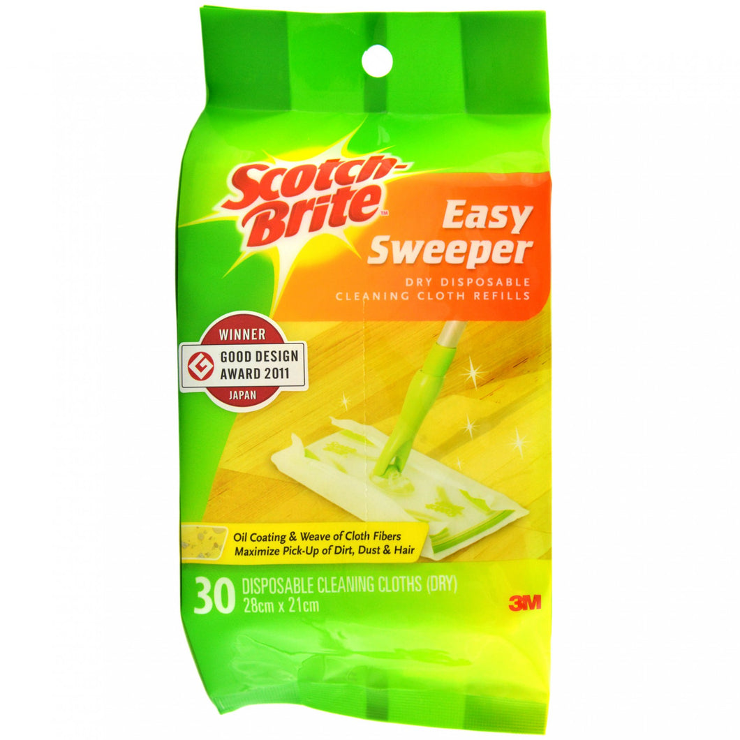 Scotch Brite Easy Sweeper Refill - 30% off