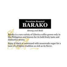 Load image into Gallery viewer, Eve's Barn Roasted Barako Premium Coffee 500g