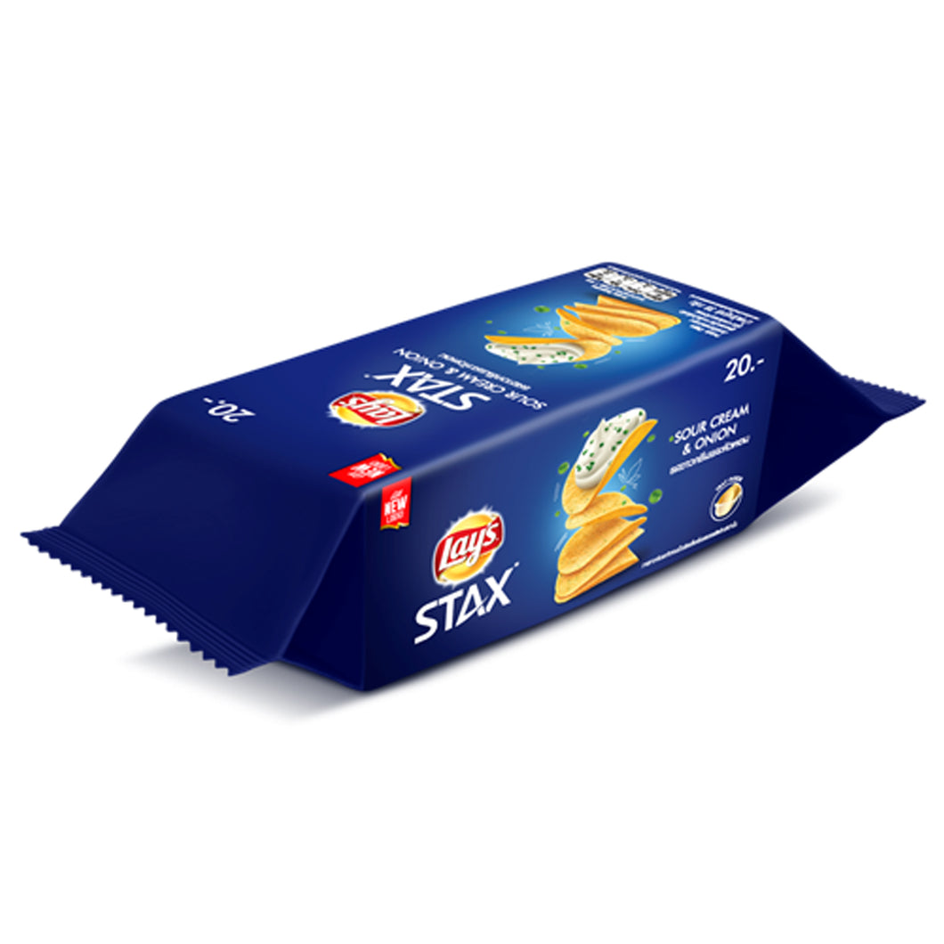 Lay's Stax SC&O 38g - Buy One Take One