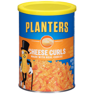 Planters Cheese Curls 4oz