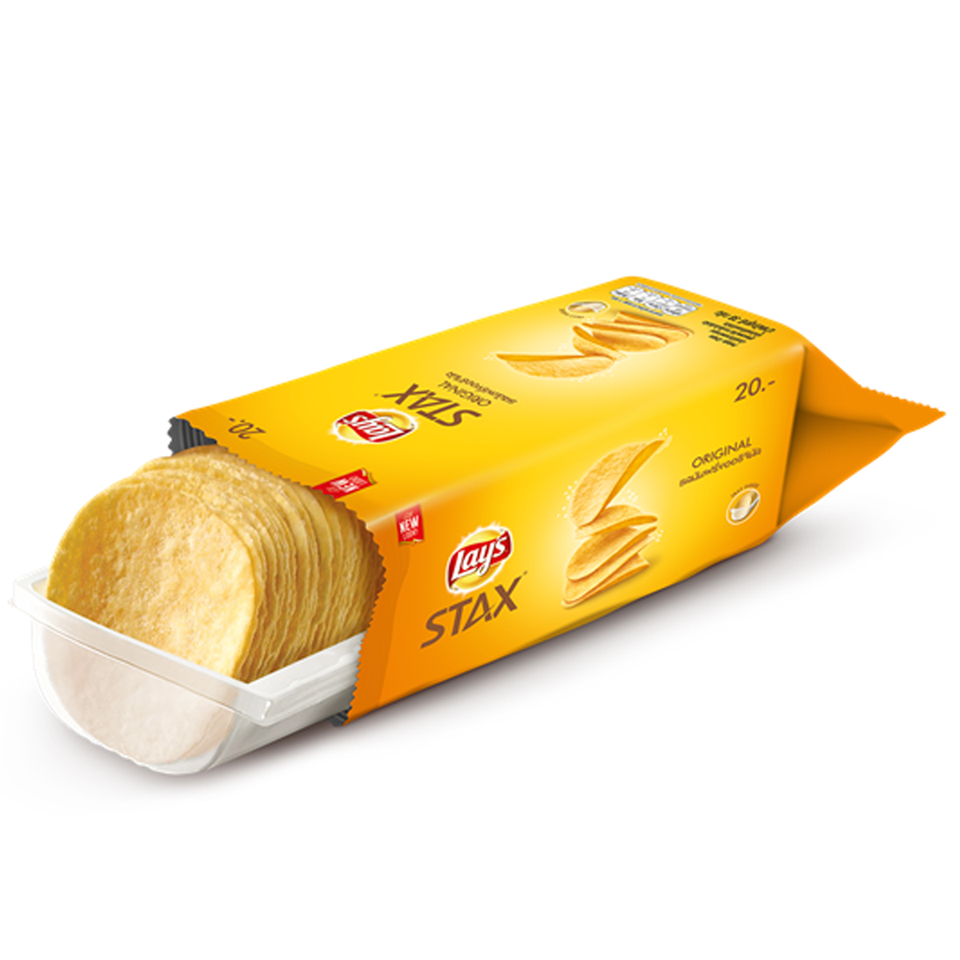 Lay's Stax Original 38g - Buy One Take One