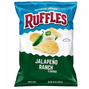 Ruffles Jalapeno Ranch 6.5oz