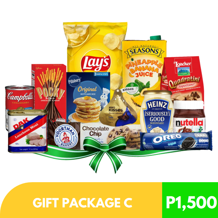 GIFT PACKAGE C