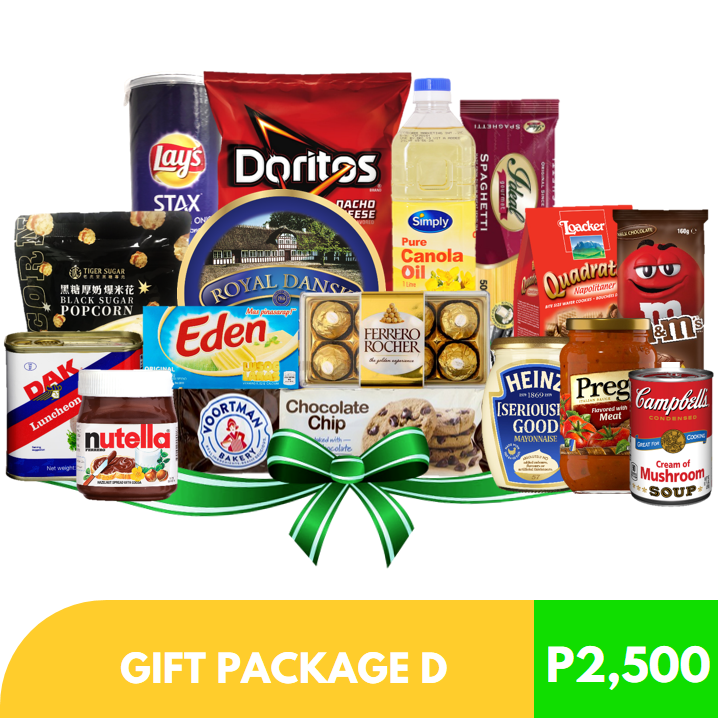 GIFT PACKAGE D