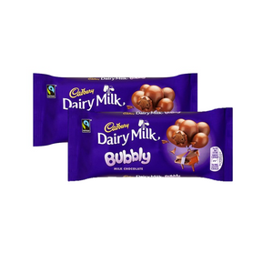 Cadbury Bubbly 50g - Buy One Take One