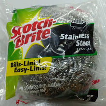 Load image into Gallery viewer, Scotch Brite Stainless Steel Ball 2s - 50% off!