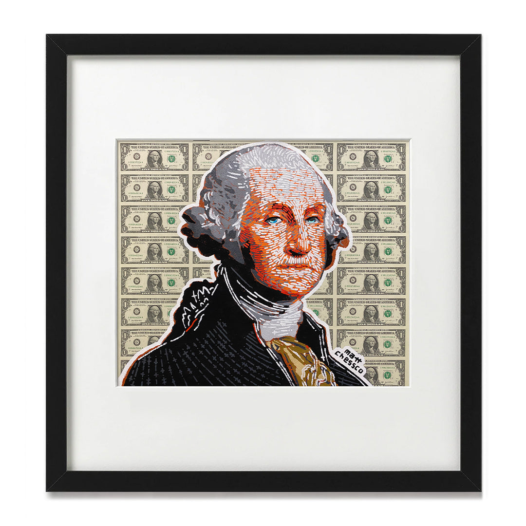 George Washington Print
