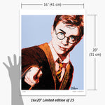 Load image into Gallery viewer, Harry Potter Print