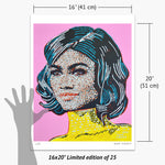 Load image into Gallery viewer, Zendaya Print