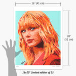 Load image into Gallery viewer, Taylor Swift #1 Print