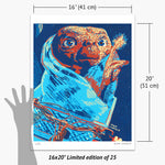 Load image into Gallery viewer, E.T. Print