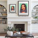 Load image into Gallery viewer, Megan Thee Stallion Print
