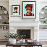 Load image into Gallery viewer, Juice WRLD Print