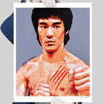 Load image into Gallery viewer, Bruce Lee Print