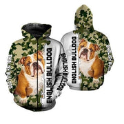 Unisex English Bulldog
