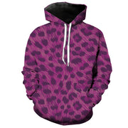 Leopard Pattern Hoodies